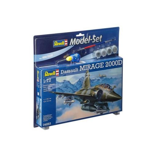 Revell Model Set Mirage 2000D repülő makett 64893