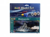 Revell Model Set Bismarck hajó makett revell 65802