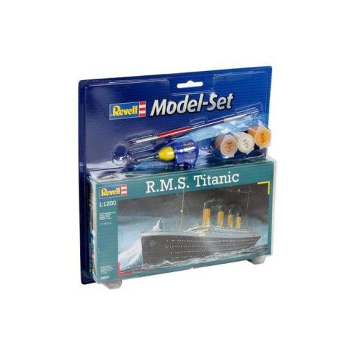 Revell Model Set R.M.S. Titanic hajó makett 65804