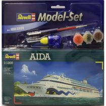 Revell Model Set - Aida hajó makett revell 65805