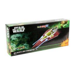 Revell Star Wars EasyKit Fisto Jedi csillagvadásza