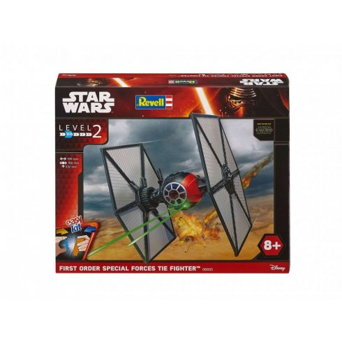 Revell EasyKit Star Wars First Order Special Forces TIE Fighter 6693