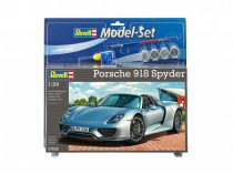 Porsche 918 Spyder autó makett set Revell 67026