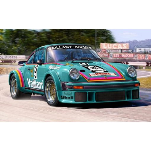 "Revell Model Set Porsche 934 RSR ""Vaillant"" autó makett 1:24 (67032)"