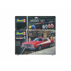 Revell Model Set '76 Ford Torino autó makett 67038