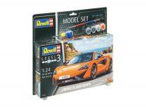 Revell Model Set McLaren 570S 1:24 autó makett 67051