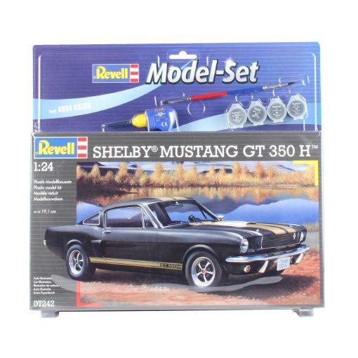 Revell model szett - Ford Mustang GT 350 H autó makett 67242