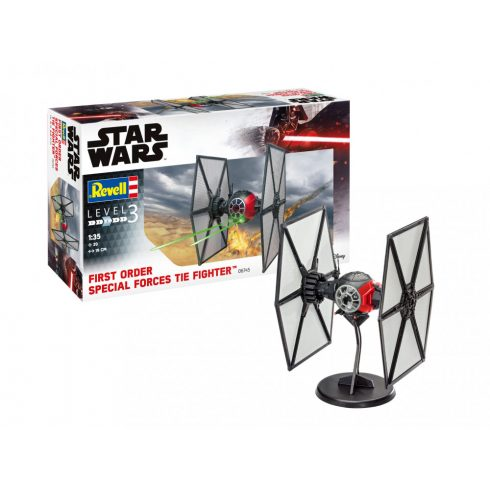 Revell Star Wars Special Forces TIE Fighter makett 6745