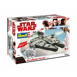 Revell Star Wars Build & Play Millennium Falcon (6765)