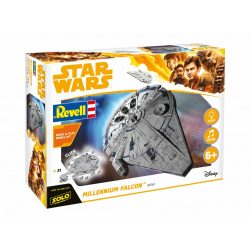 Revell Build & Play Star Wars Millennium Falcon makett 6767