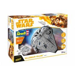 Revell Build & Play Star Wars Millennium Falcon makett 6767