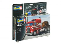 Revell Model Set Kenworth Aerodyne 1:32 kamion makett 67671