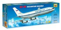 Zvezda - Ilyushin IL-86 polgári repülőgép makett 7001