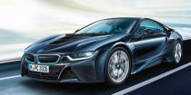 Revell BMW i8 autó makett 7008