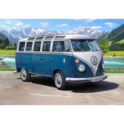 Revell - VW Typ 2 T1 Samba Bus 1:16 autó makett
