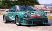 Revell Porsche 934 RSR Vaillant autó makett 7032
