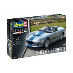 Revell Shelby Series I autó makett 7039
