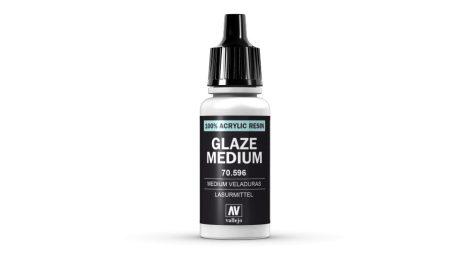 195 Glaze Medium akrill festék Vallejo 70596