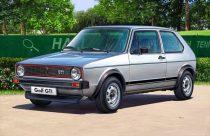 Revell VW Golf 1 GTI autó makett 7072