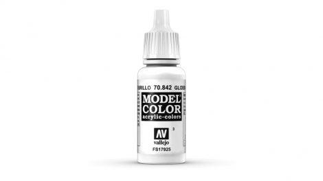 3 Gloss White akrill festék Vallejo 70842