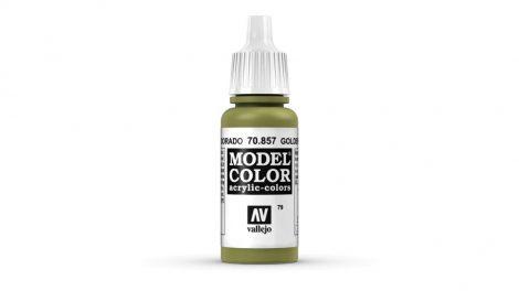 79 Golden Olive akrill festék Vallejo 70857
