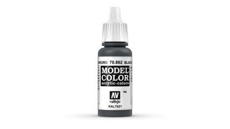 168 Black Grey akrill festék Vallejo 70862