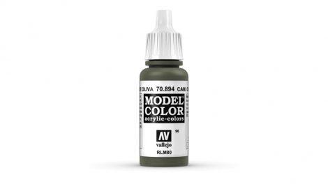 96 Cam. Olive-Russian green akrill festék Vallejo 70894