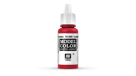 30 Carmine Red akrill festék Vallejo 70908