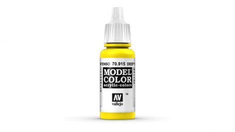 14 Deep Yellow akrill festék Vallejo 70915