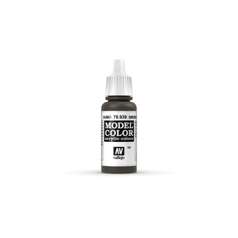 Vallejo Model Color 181 Smoke Transparent akrill festék  70939