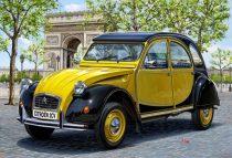Revell Citroën 2CV Charleston autó makett 7095