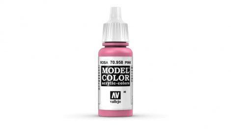 40 Pink akrill festék Vallejo 70958