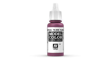 44 Purple akrill festék Vallejo 70959