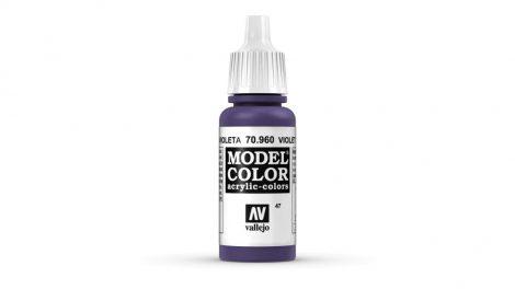 47 Violet akrill festék Vallejo 70960