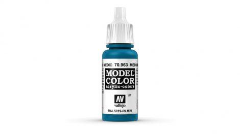 57 Medium Blue akrill festék Vallejo 70963