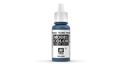 51 Prussian Blue akrill festék Vallejo 70965