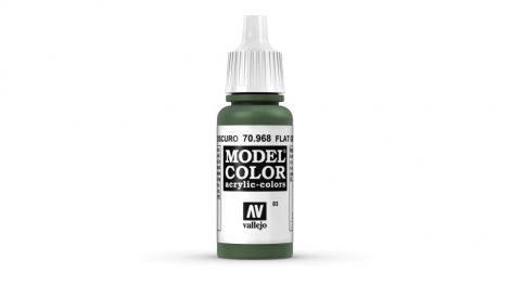 83 Yellow Olive akrill festék Vallejo 70968