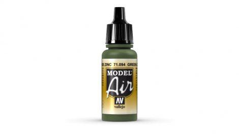 94 Green Zinc Chromate akril festék Vallejo 71094