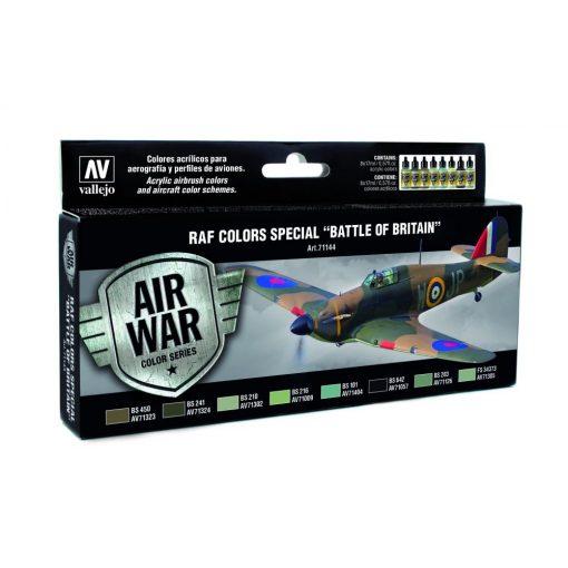 "Vallejo RAF Colors Special ""Battle of Britain"" festék szett 71144"