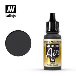 251 NATO Black akril festék Vallejo 71251
