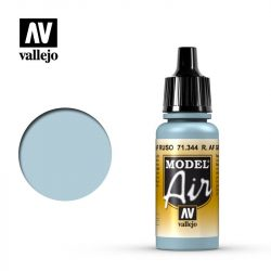 Vallejo Model Air Rus. AF Grey Protec. Coat akril festék 71344