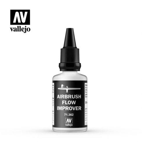 Vallejo Airbrush Flow Improver 32 ml folyósító és száradás lassító akril festékhez 71362