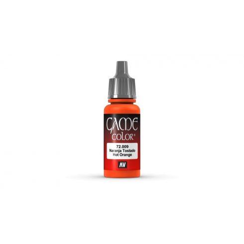 Vallejo 9 Hot Orange akril festék 72009