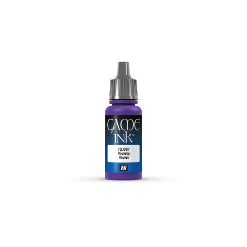 Vallejo 87 Violet akril festék 72087