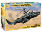 Combat Helicopter makett Zvezda 7224