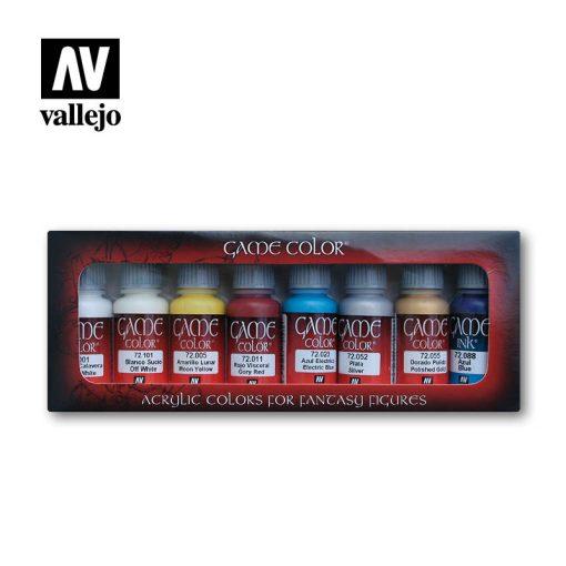 Vallejo Game Color Elf Skintone set 72300