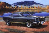 Revell Shelby Mustang GT 350H 1:24 autó makett 7242