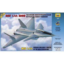 Zvezda Mig 1.44 repülőgép makett 7252