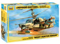 "SH ""Night Hunter"" helikopter makett Zvezda 7272"