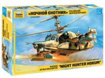 "SH ""Night Hunter"" helikopter makett Zvezda 7272"
